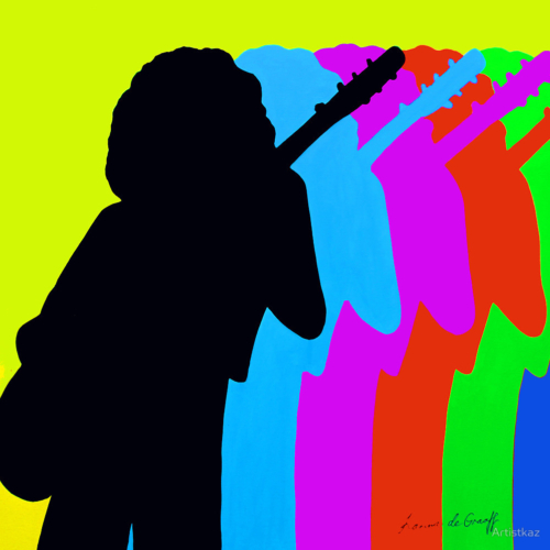 迷幻搖滾(1)Acid Rock/嬉皮文化