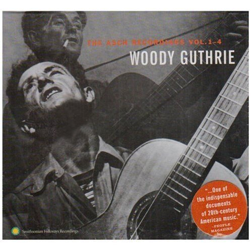 Woody Guthrie 1-4