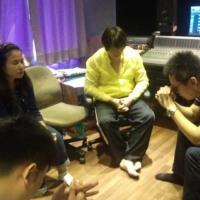 錄音前禱告