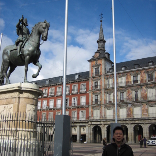 歐洲之旅2 – 馬德里 Madrid, Spain